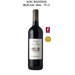 Vins rouges AOC BANDOL du Château de Noblesse - Cuvée Noblesse 2016