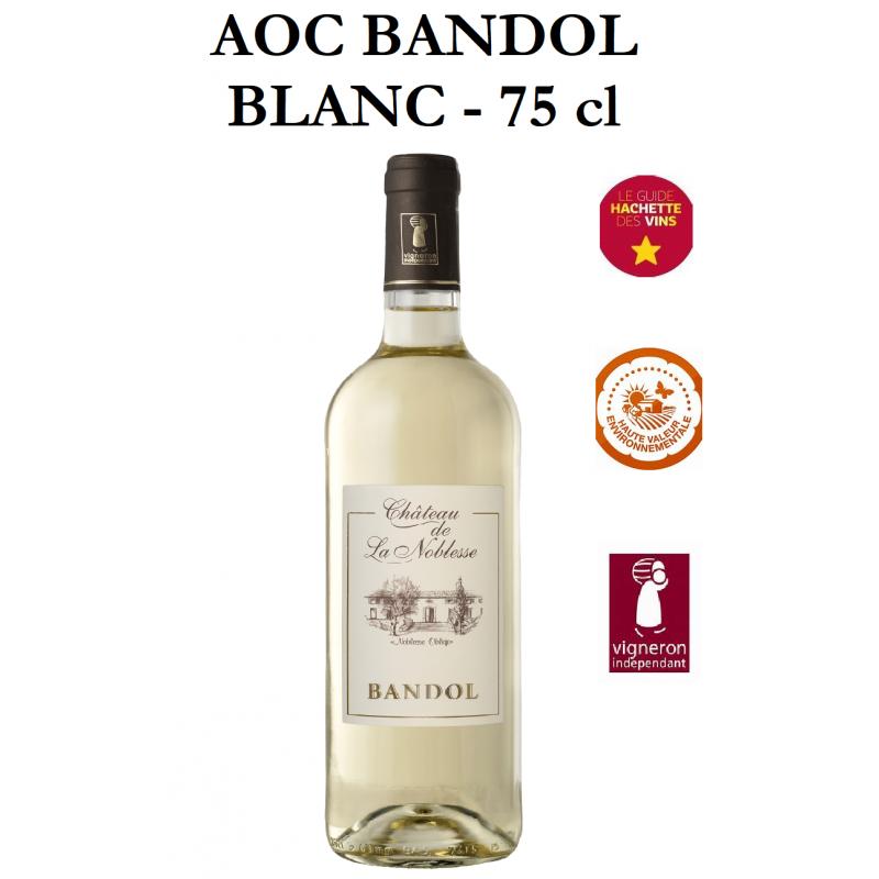Blanc Bandol La Cadière d'azur